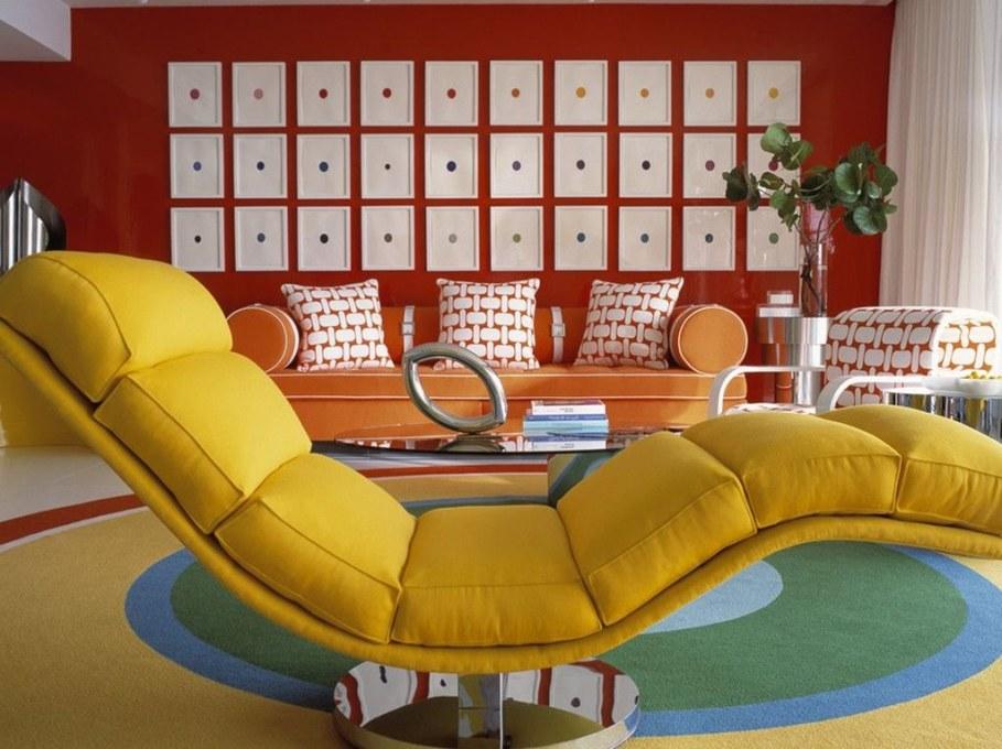 Idées de design d'intérieur minimalistes pour votre salon.