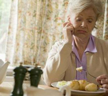 Les effets d'une mauvaise alimentation sur les personnes âgées